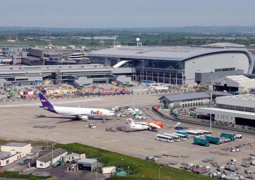 فرودگاه بین الملی دوبلین