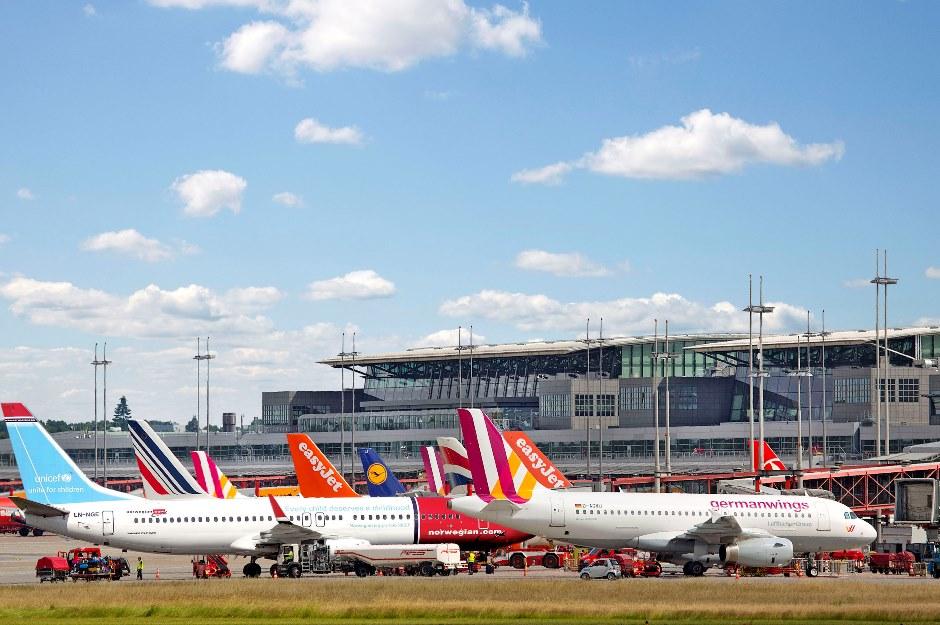 فرودگاه بین المللی هامبورگ