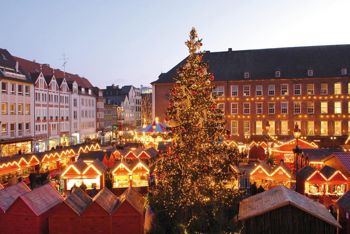 معروفترین بازارهای کریسمس