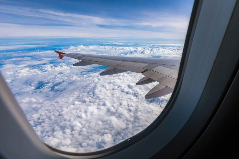 رزرو صندلی بهتر در هواپیما