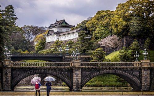 کاخ امپراتوری توکیو