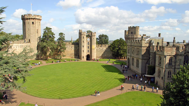 قلعه های اطراف لندن
