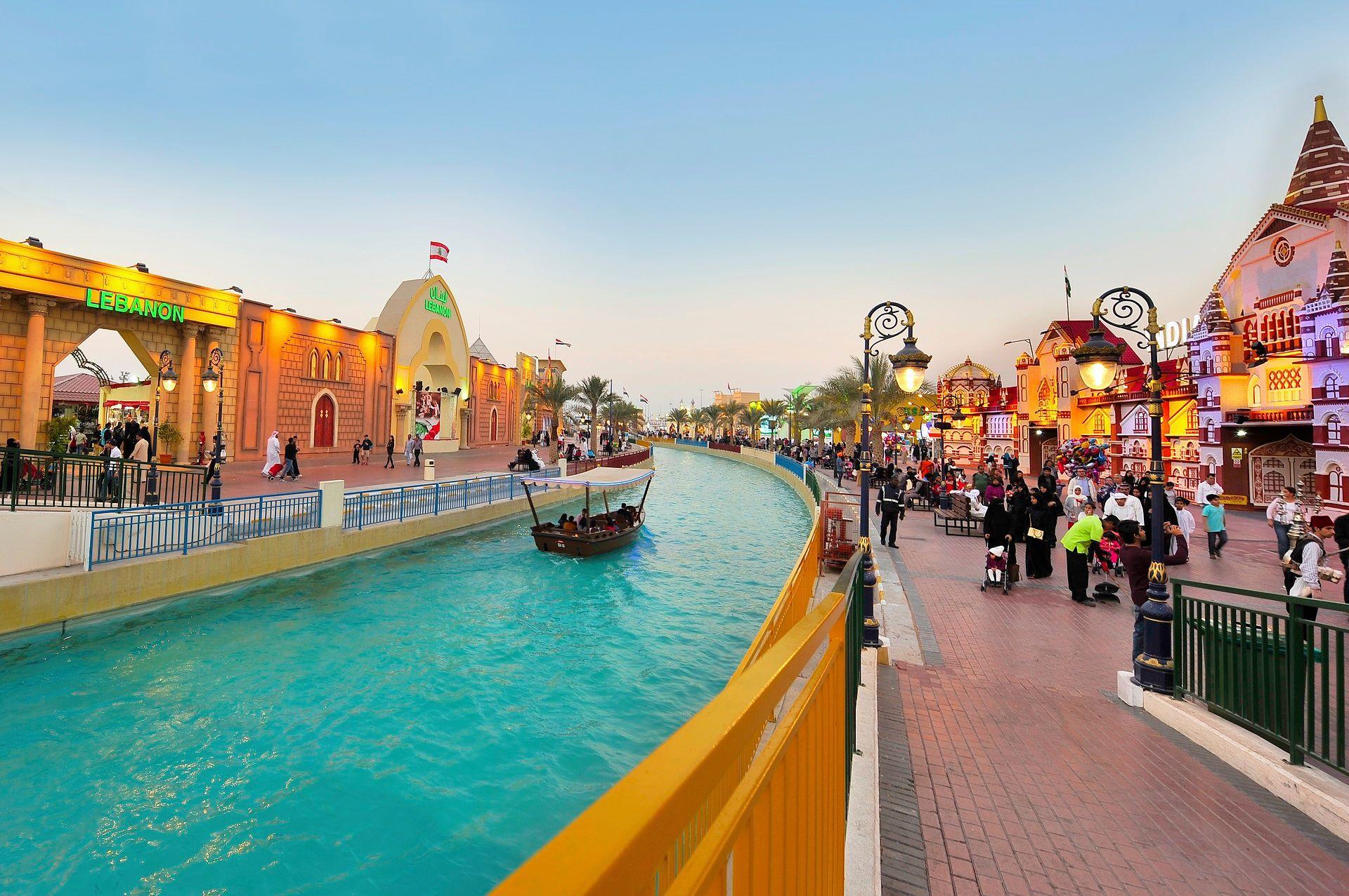 تجربه فوق العاده در دبی
