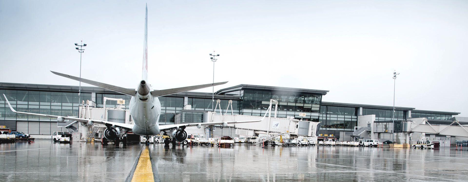 فرودگاه بین المللی اتاوا کانادا