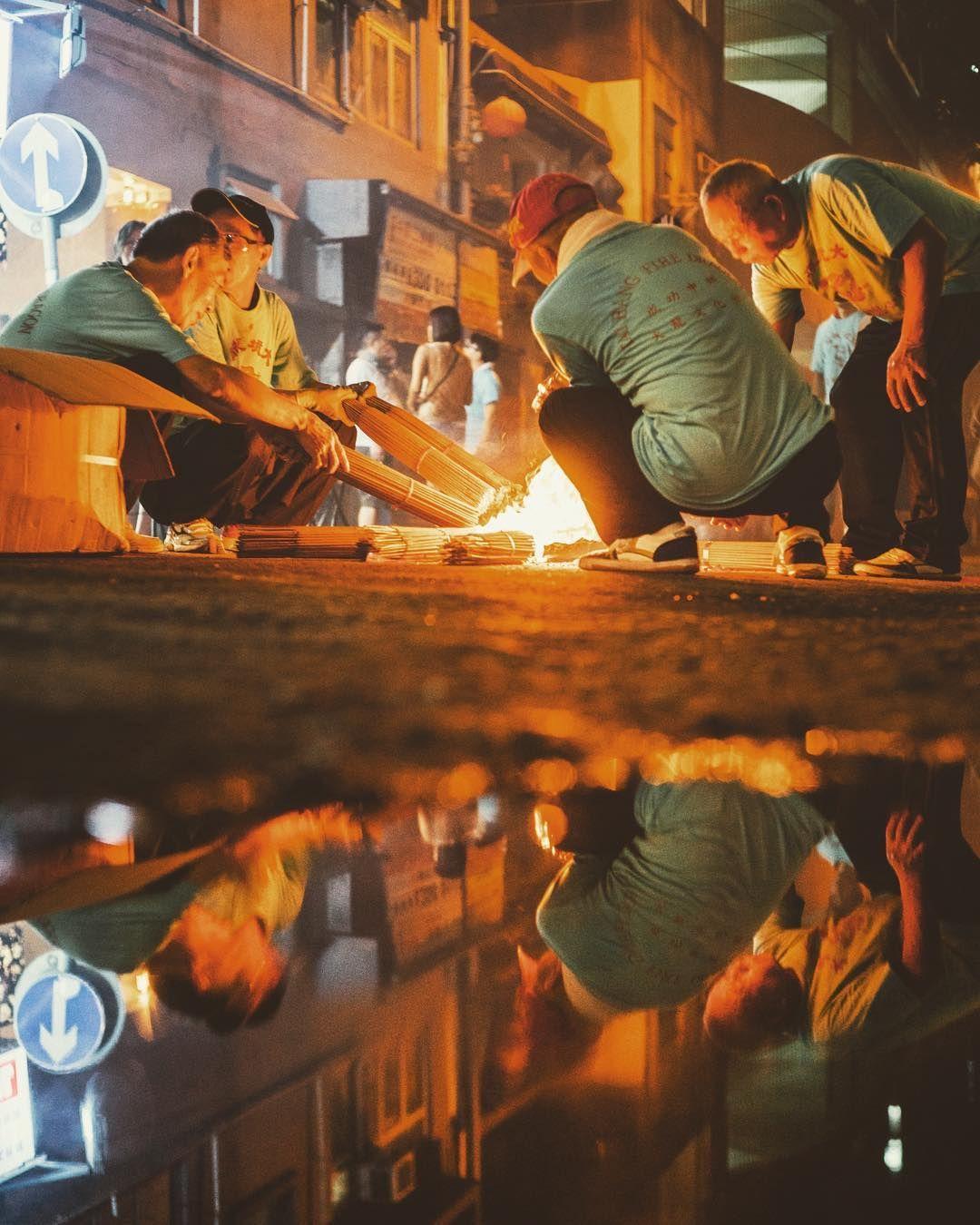 جشنواره ارواح هنگ کنگ