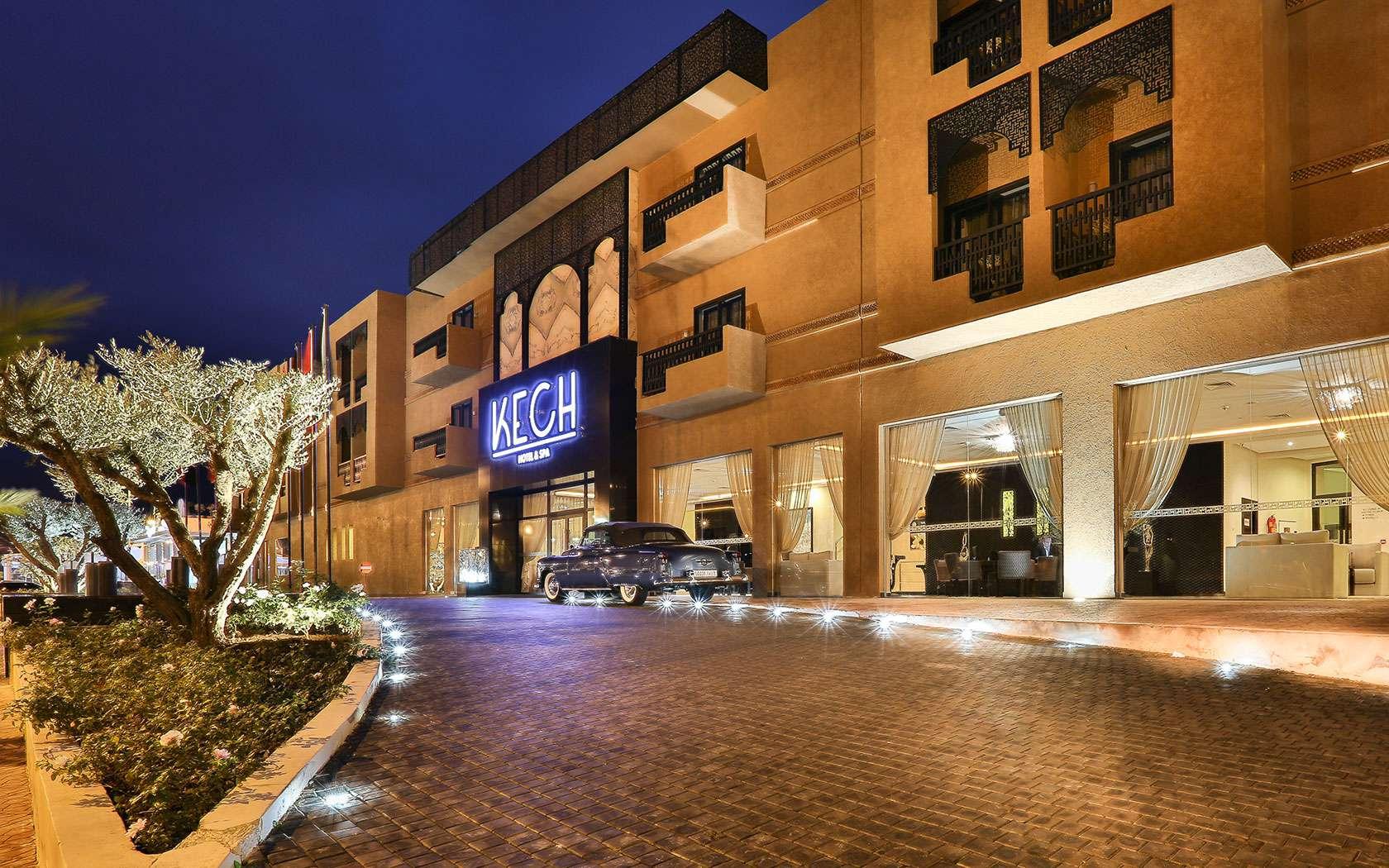 هتل کچ بوتیک مراکش | Kech Boutique Hotel & Spa