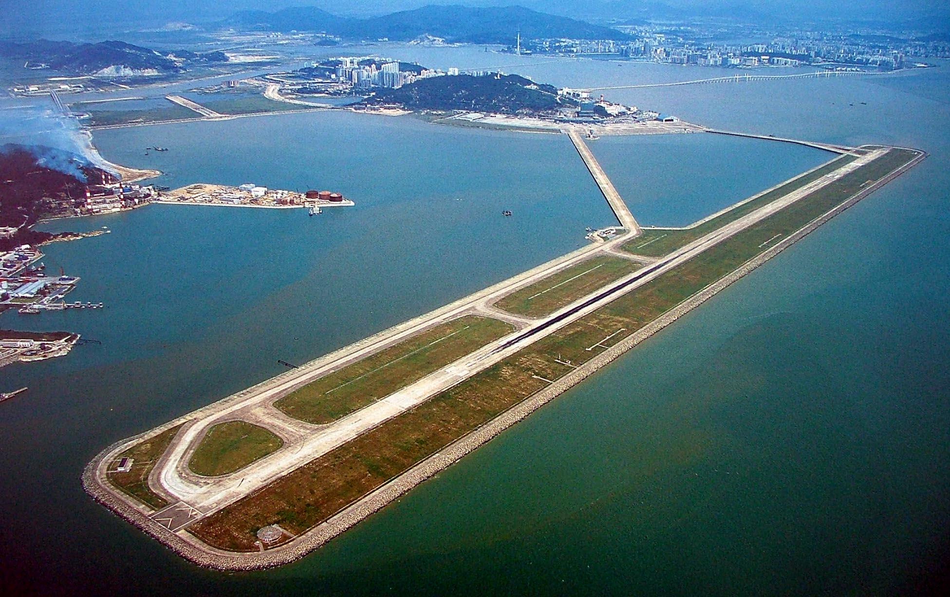 فرودگاه بین المللی ماکائو چین