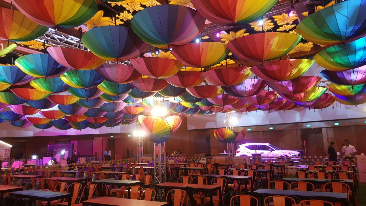فستیوال غذا درسنگاپور
