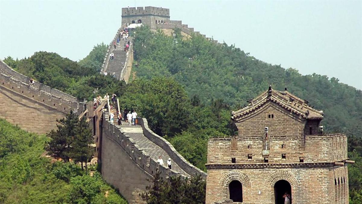 سوالاتی درباره دیوار چین