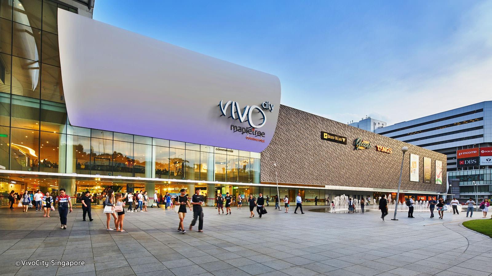 مرکز خرید ویوو سیتی
