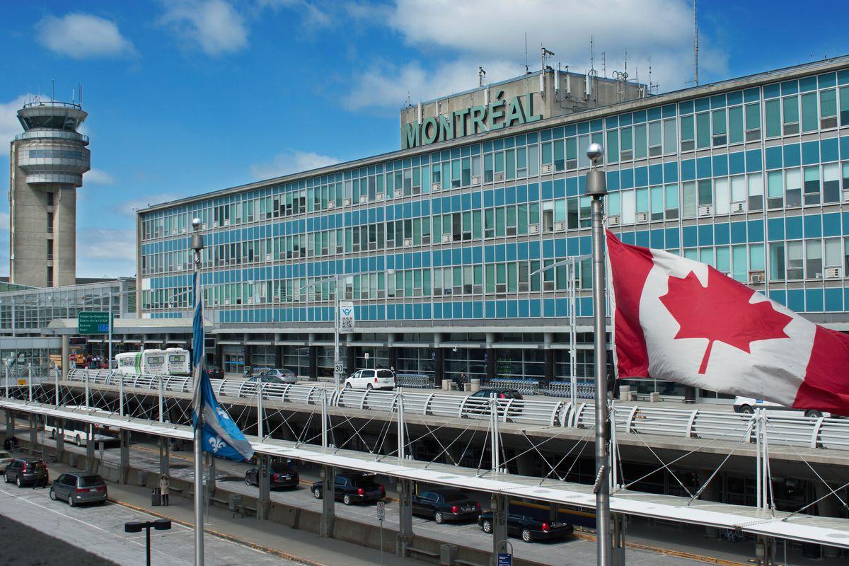 فرودگاه بین المللی مونترال