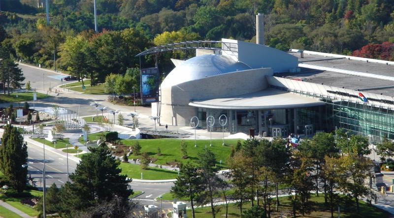 مرکز علوم انتاریو