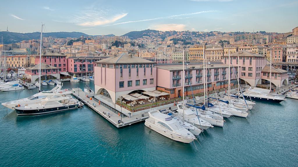هتل مارینا جنوا | NH Collection Genova Marina