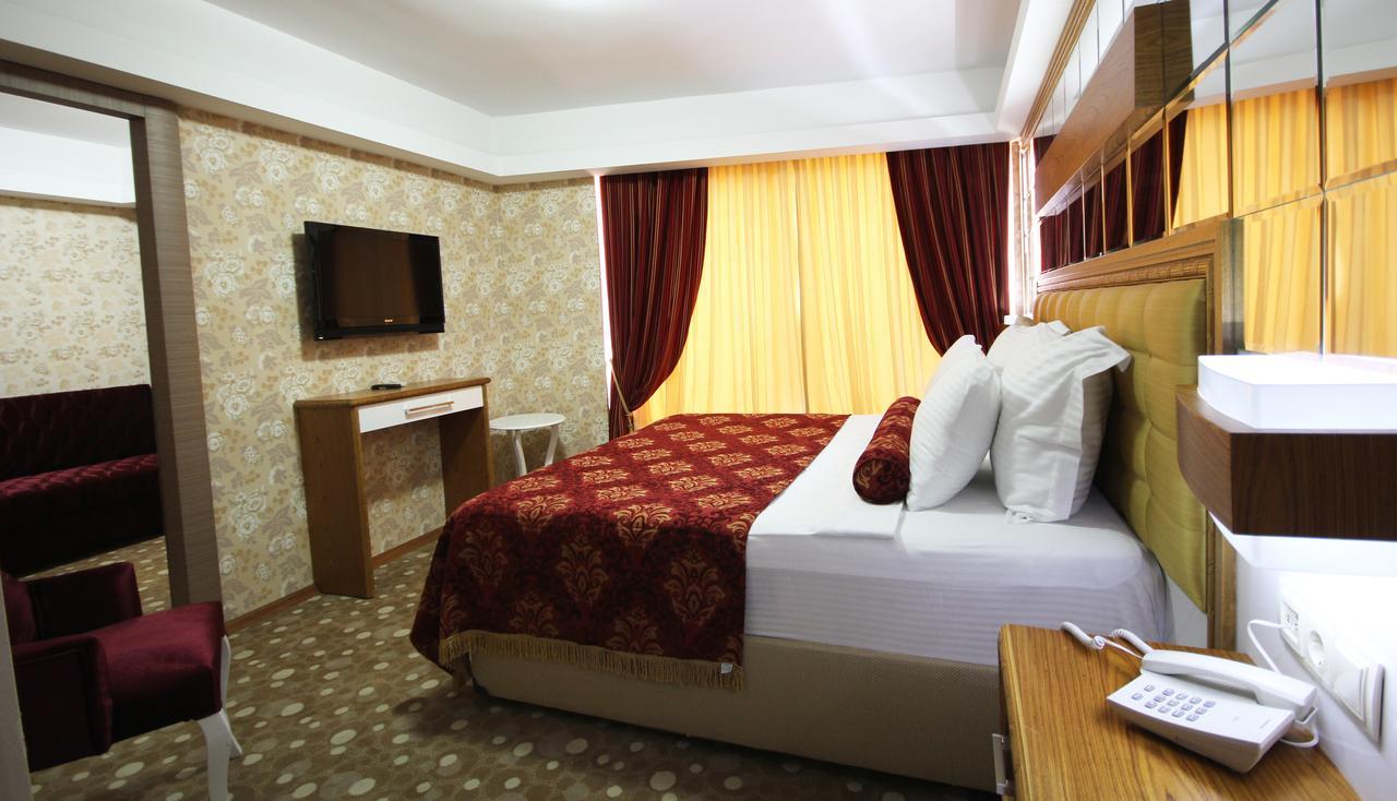 هتل گرند کرنر بوتیک ازمیر