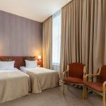 5 کورنر هتل سن پترزبورگ