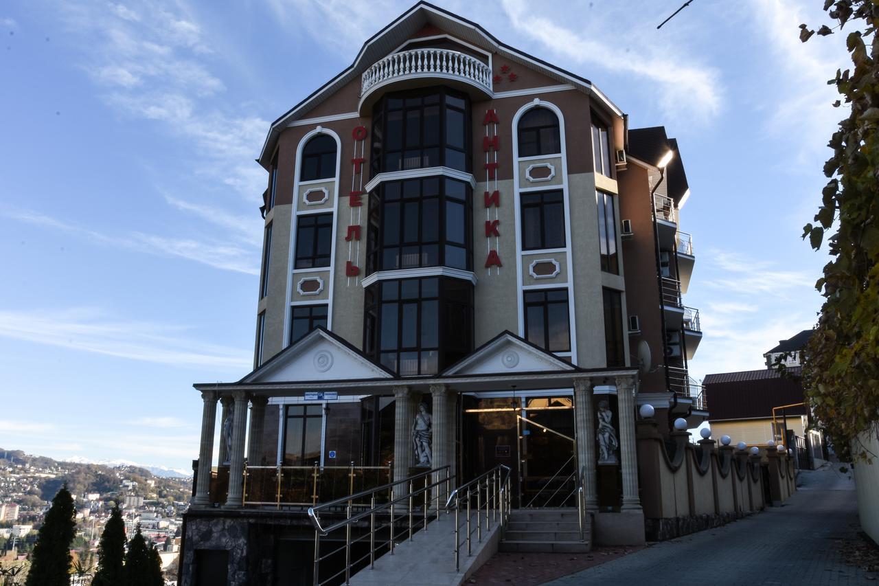 هتل آنتیکا سوچی | Antika Hotel