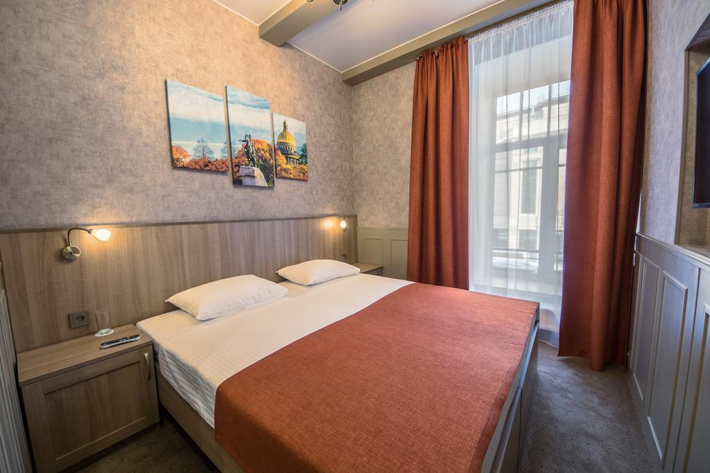 هتل لیگا سن پترزبورگ