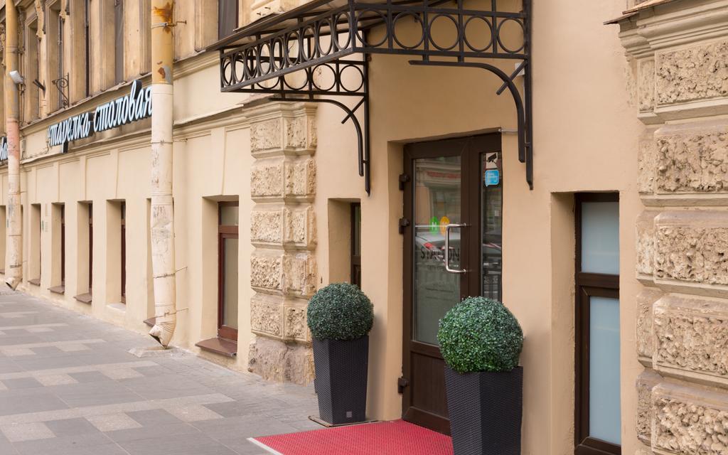 استیشن هتل ام19 سن پترزبورگ