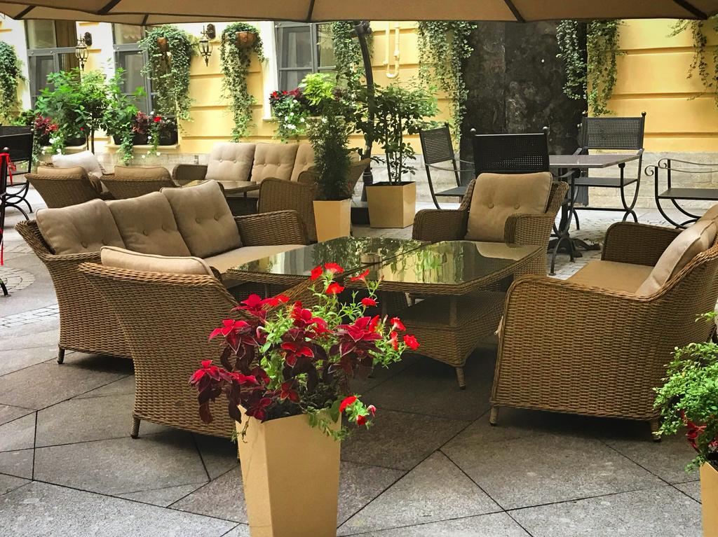 هتل پتر سن پترزبورگ