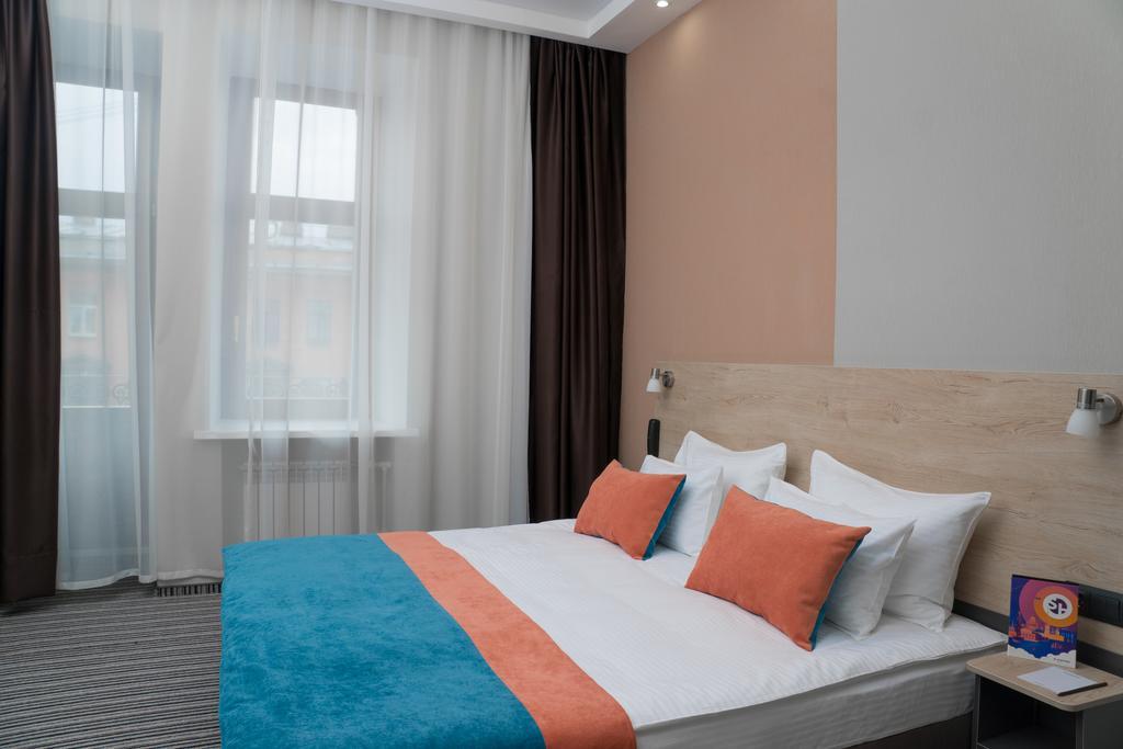 استیشن هتل پرمیر وی18 سن پترزبورگ