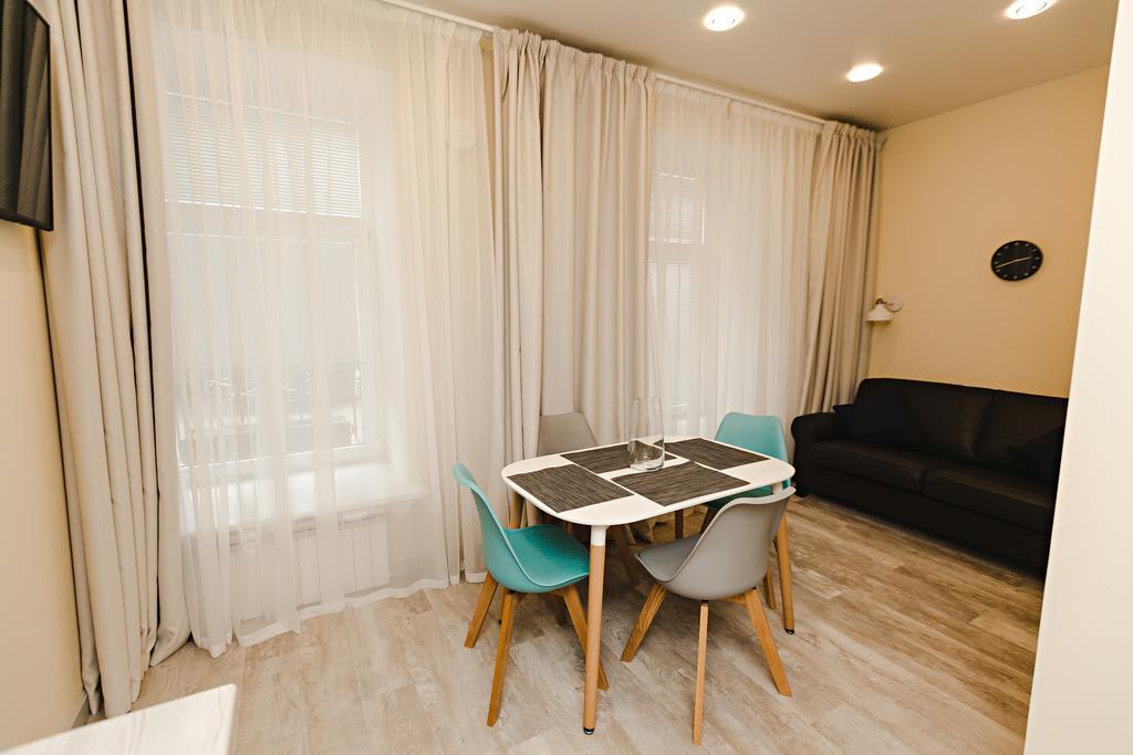 هتل 3 موستا سن پترزبورگ