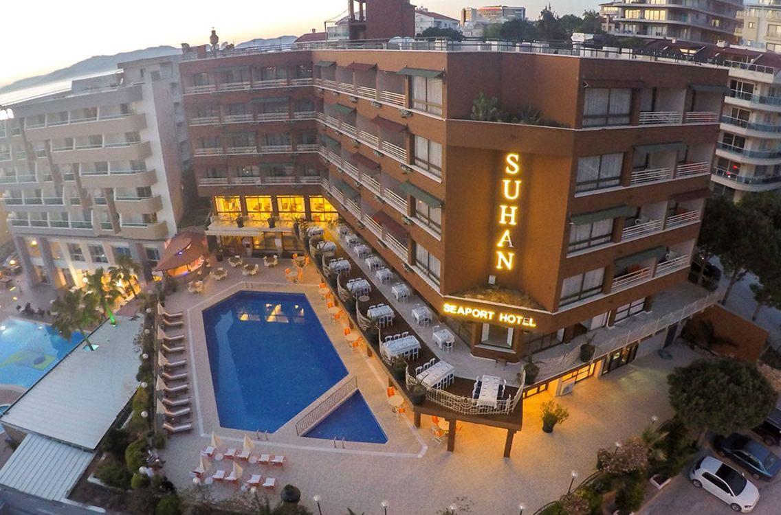 هتل سوهان سی پورت کوش آداسی