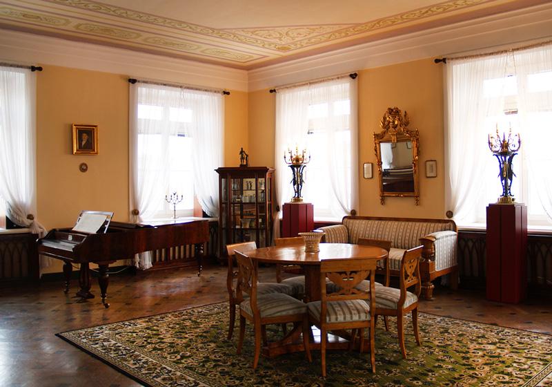 خانه موزه شوپن لهستان