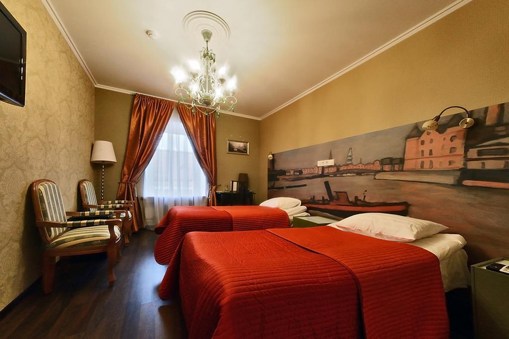 هتل 1913 سن پترزبورگ