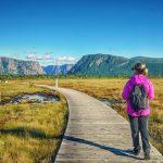 پارک ملی گراس مورن کانادا