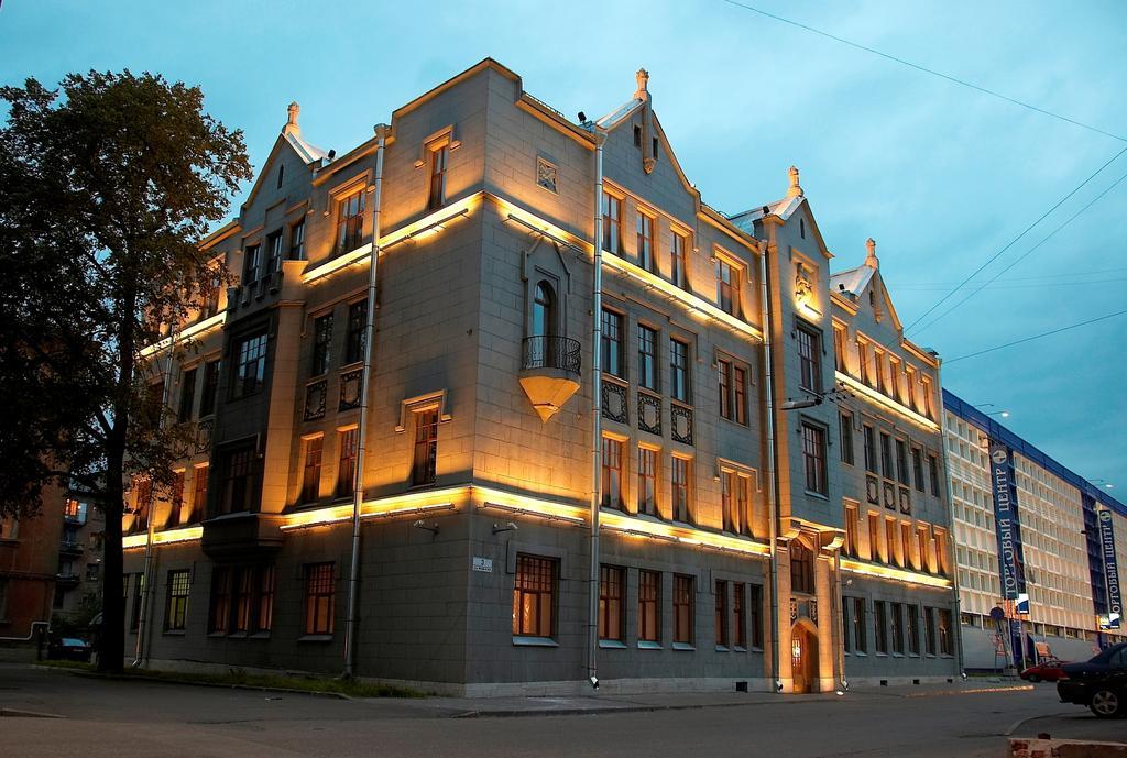 هتل لانکستر کورت سن پترزبورگ