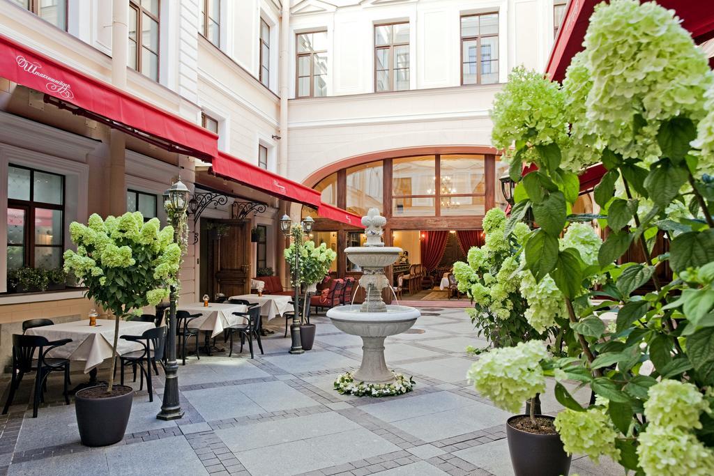 هتل اکاترینا سن پترزبورگ