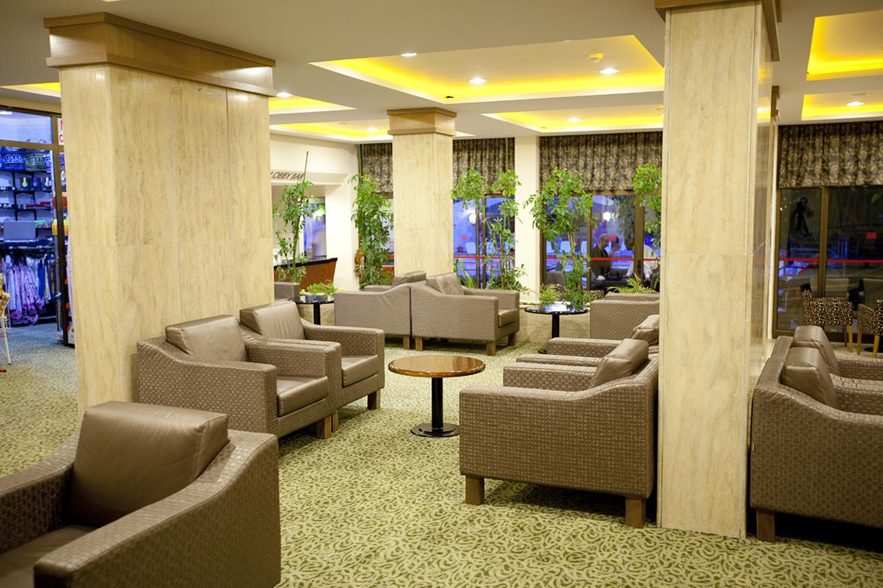هتل ماربل بای پالم وینگز کوش آداسی