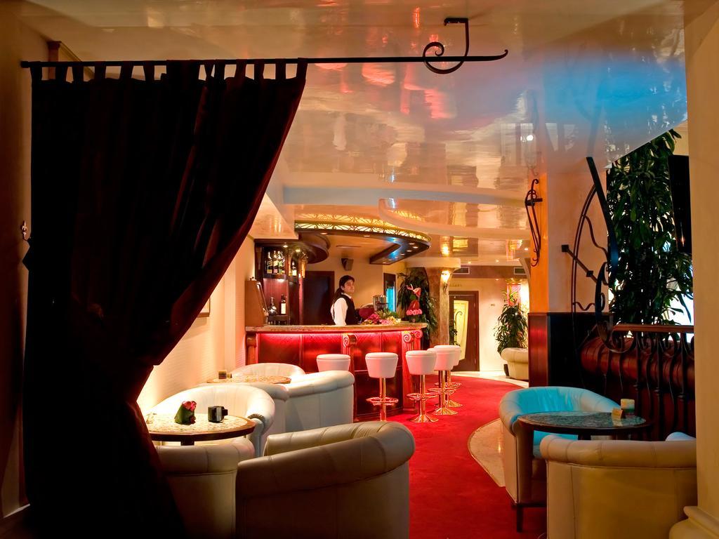 هتل کاپیتال وارنا