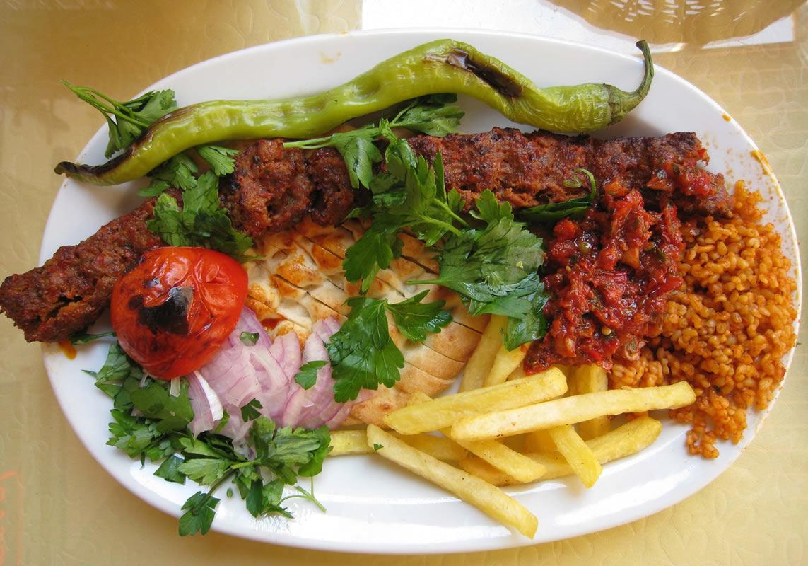 خوشمزه ترین کباب های ترکیه