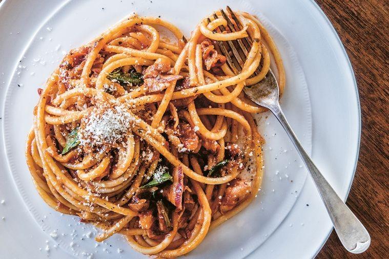 انواع پاستا ایتالیایی