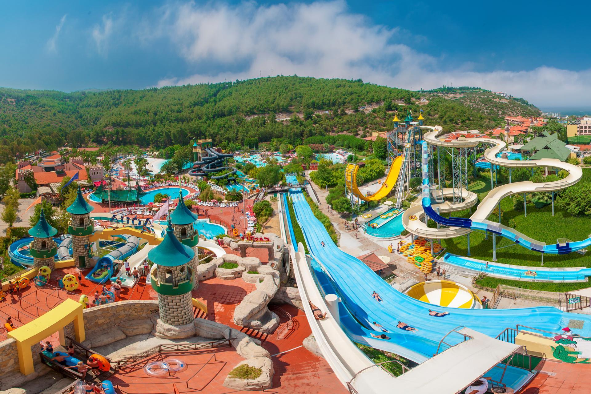 پارک های آبی مسکو