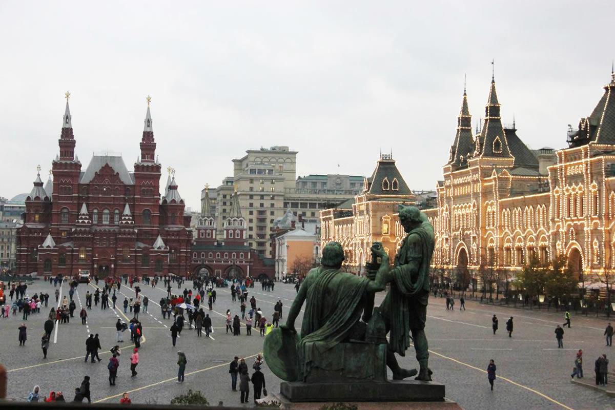 در مسکو رایگان بگردید