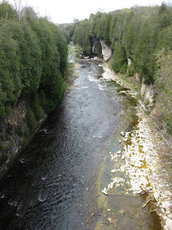 مسیرهای طبیعت گردی تورنتو