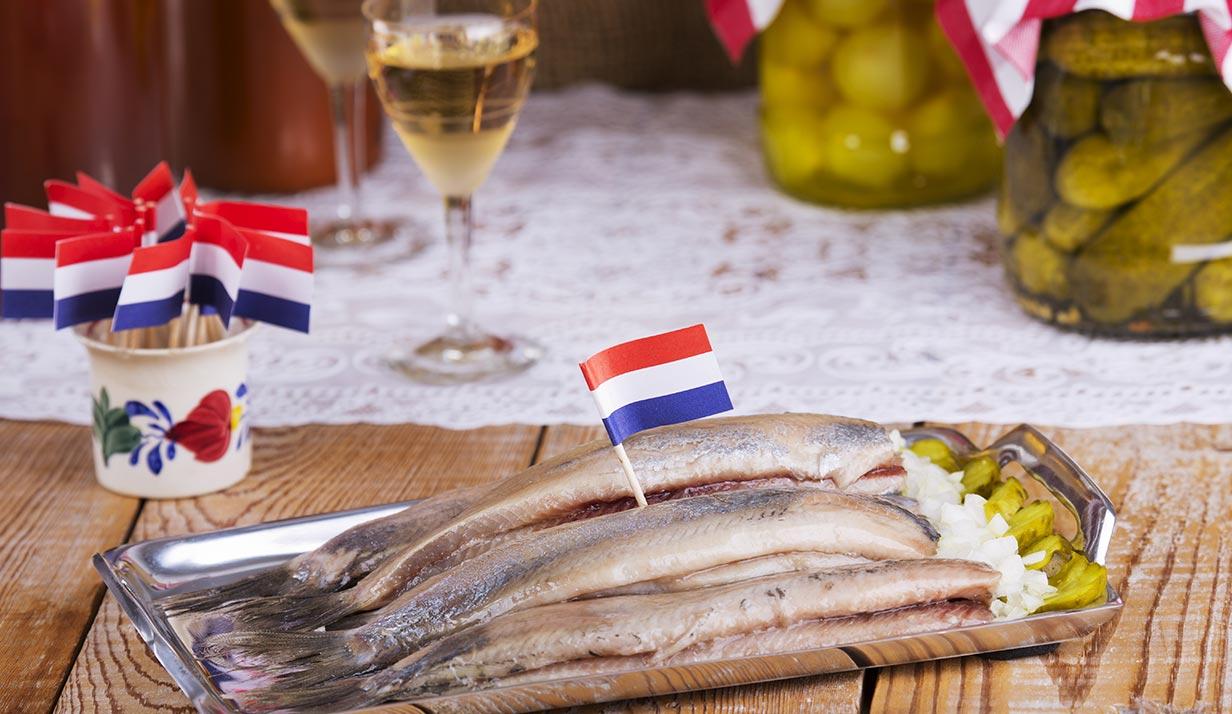بهترین غذاهای خیابانی آمستردام