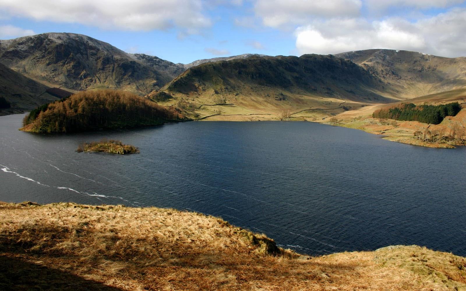 یکی از پارک های ملی انگلیس