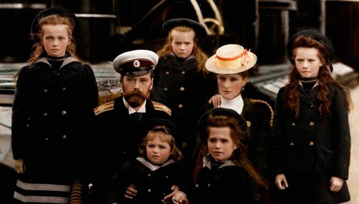 خاندان رومانوف روسیه