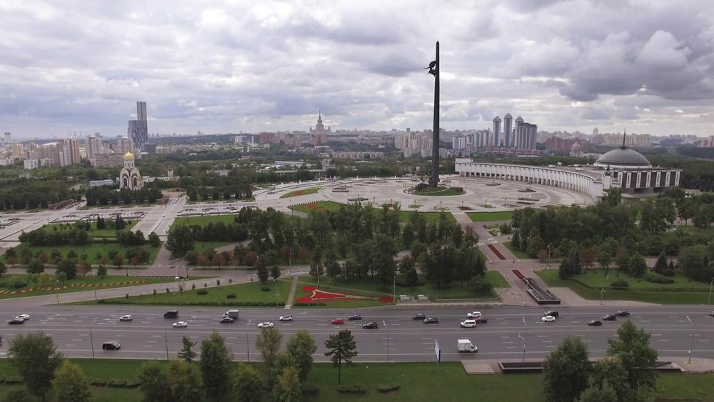 پارک های طبیعی مسکو