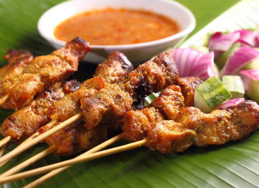 غذاهای خوشمزه بالی