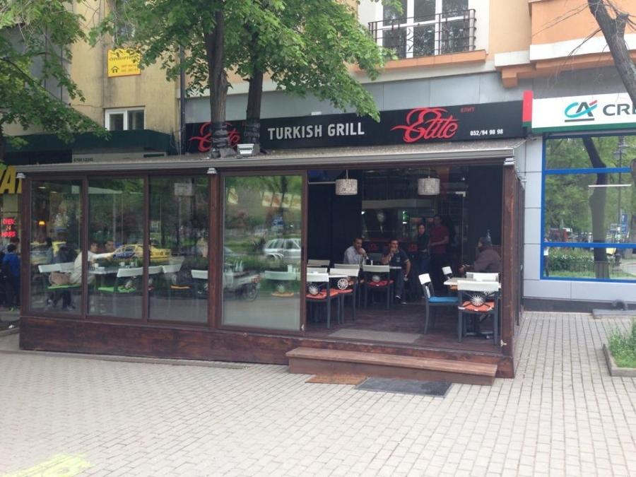 رستوران های حلال وارنا
