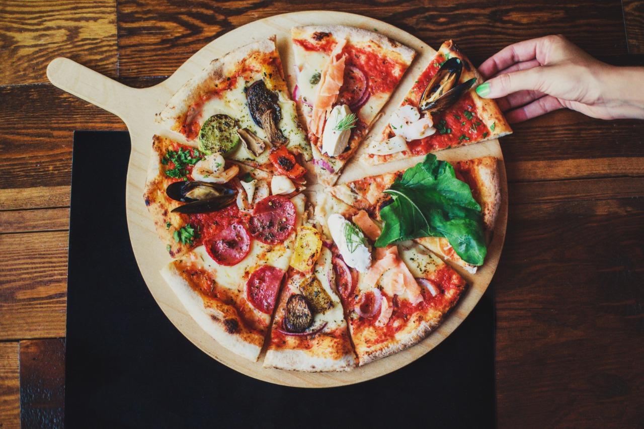 پایتخت پیتزای جهان