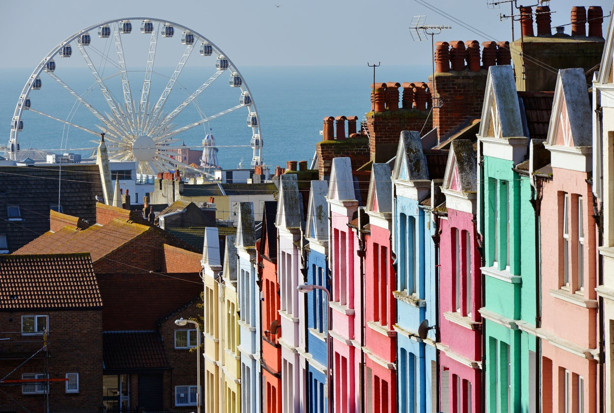 شادترین شهر انگلستان