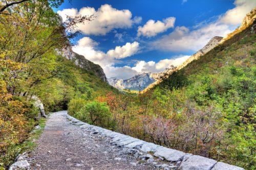 رویایی ترین مسیر طبیعت گردی جهان