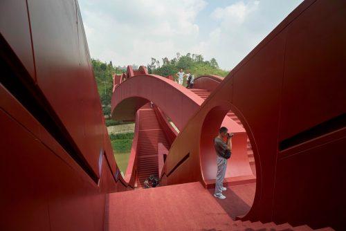 پل خوشبختی در چین