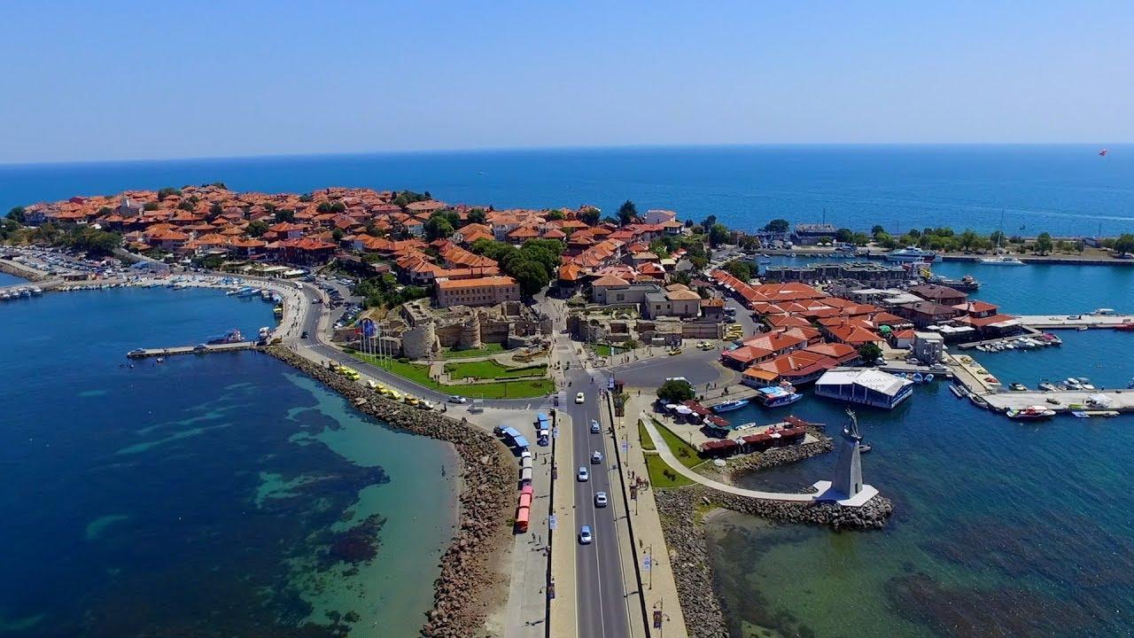 جزیره نسبار در بلغارستان