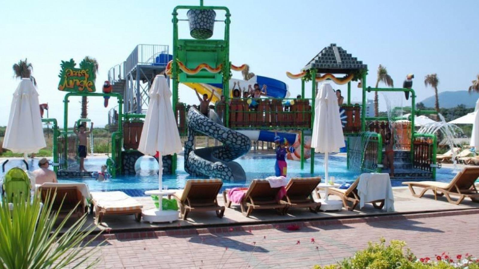 هتل ماکسیما پارادایس ازمیر